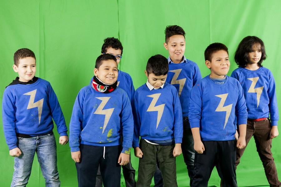 il gruppo dei Furiosi - PH Gaia Giani