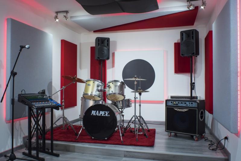 sala prova rossa – PH Marco Menghi