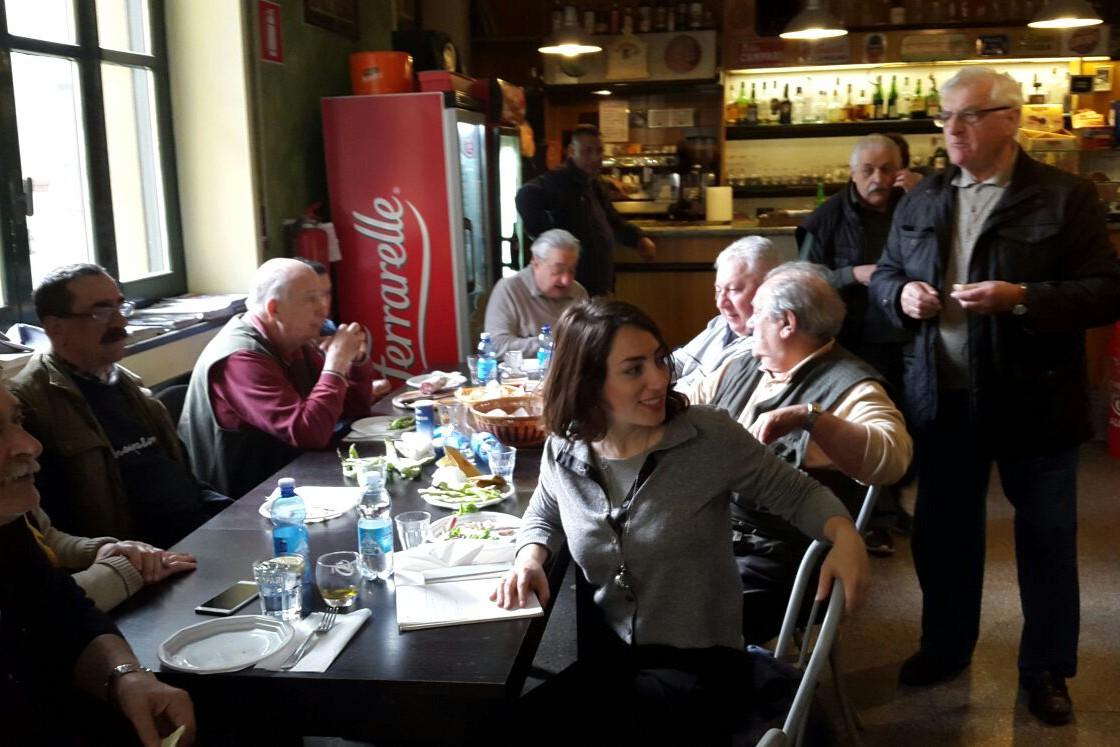 bar Sahary, Figino