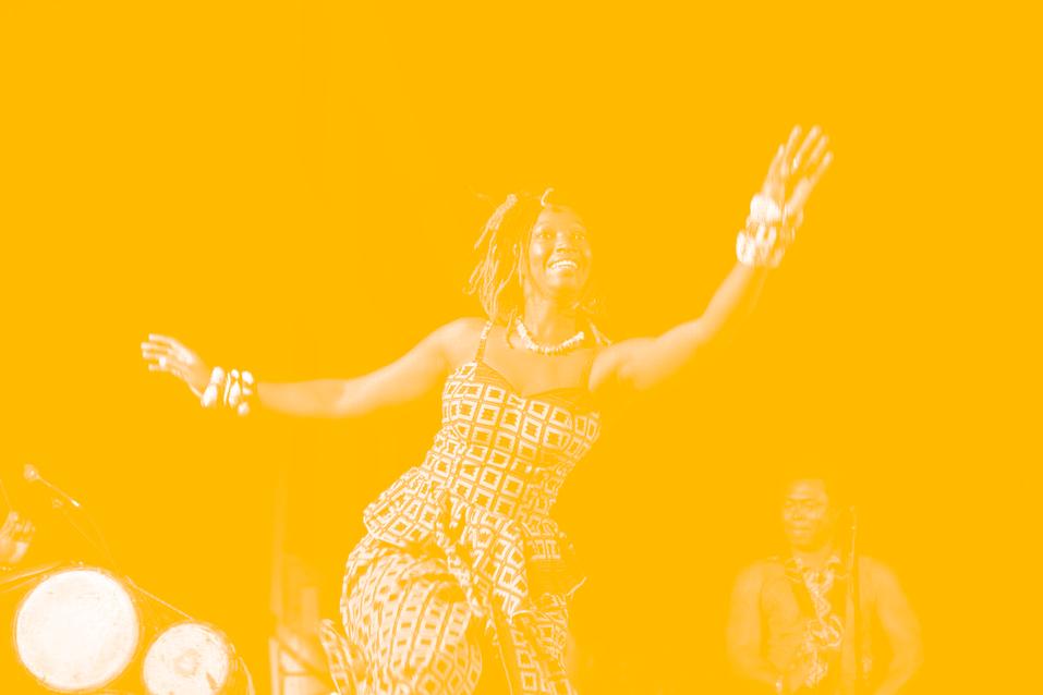 danza afro tradizionale