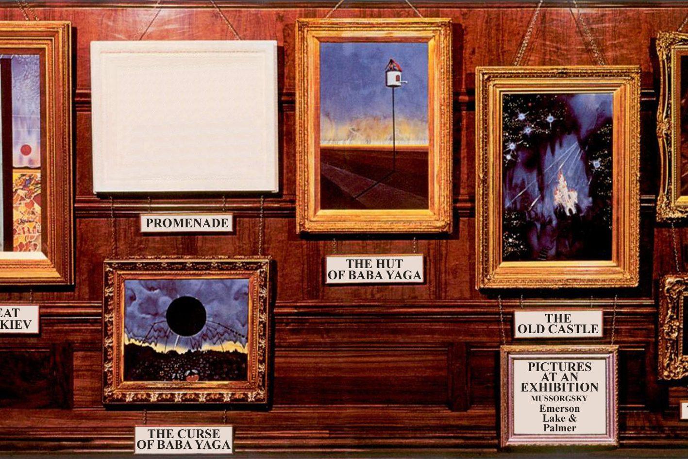 ascoltiamo un disco_ di Emerson Lake & Palmer